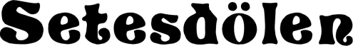 Setesdølen logo