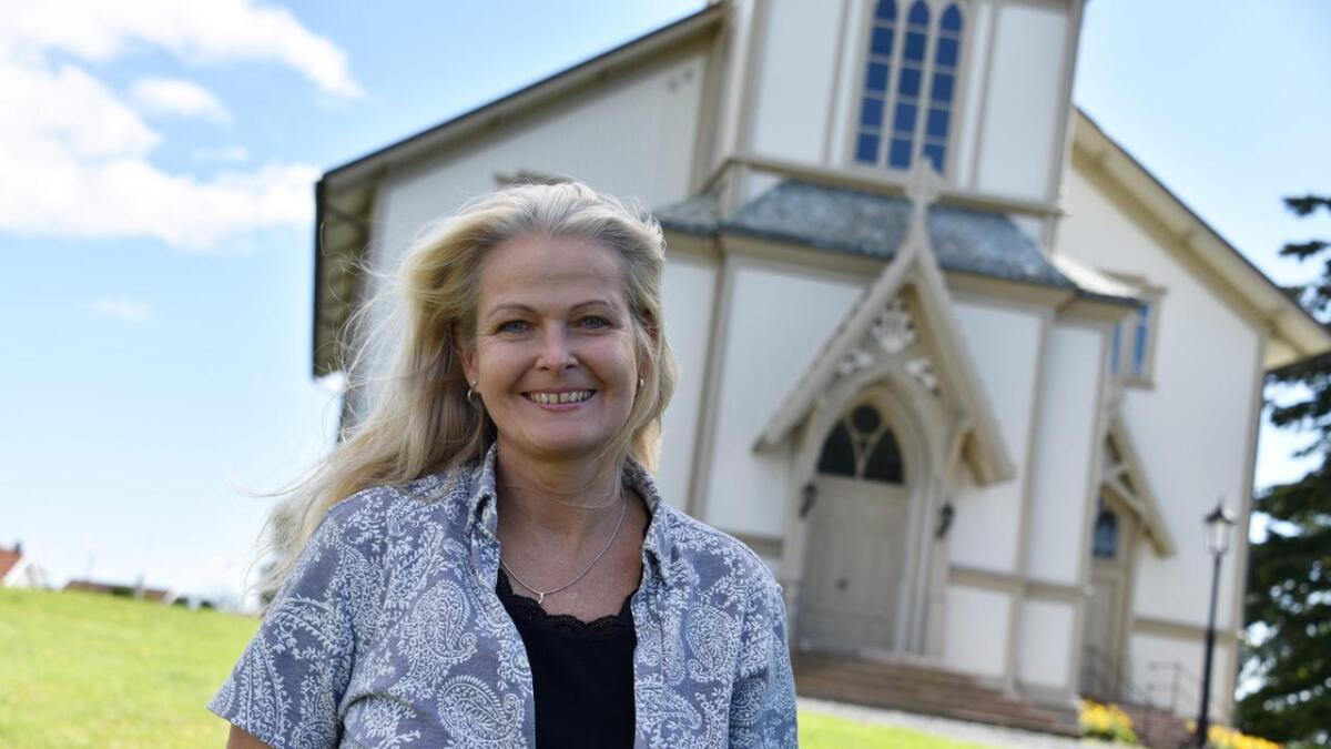 Organist Solveig Vindholmen er glad over å kunne presentere en stor og variert konsertmeny i Lillesand menighet i høst.