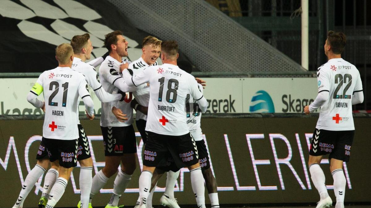 Odd økte avstanden til Rosenborg. Trønderne tapte 1-2 for Haugesund.