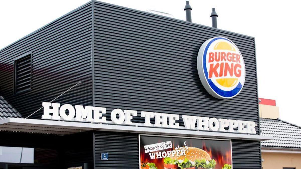 Burger king arendal