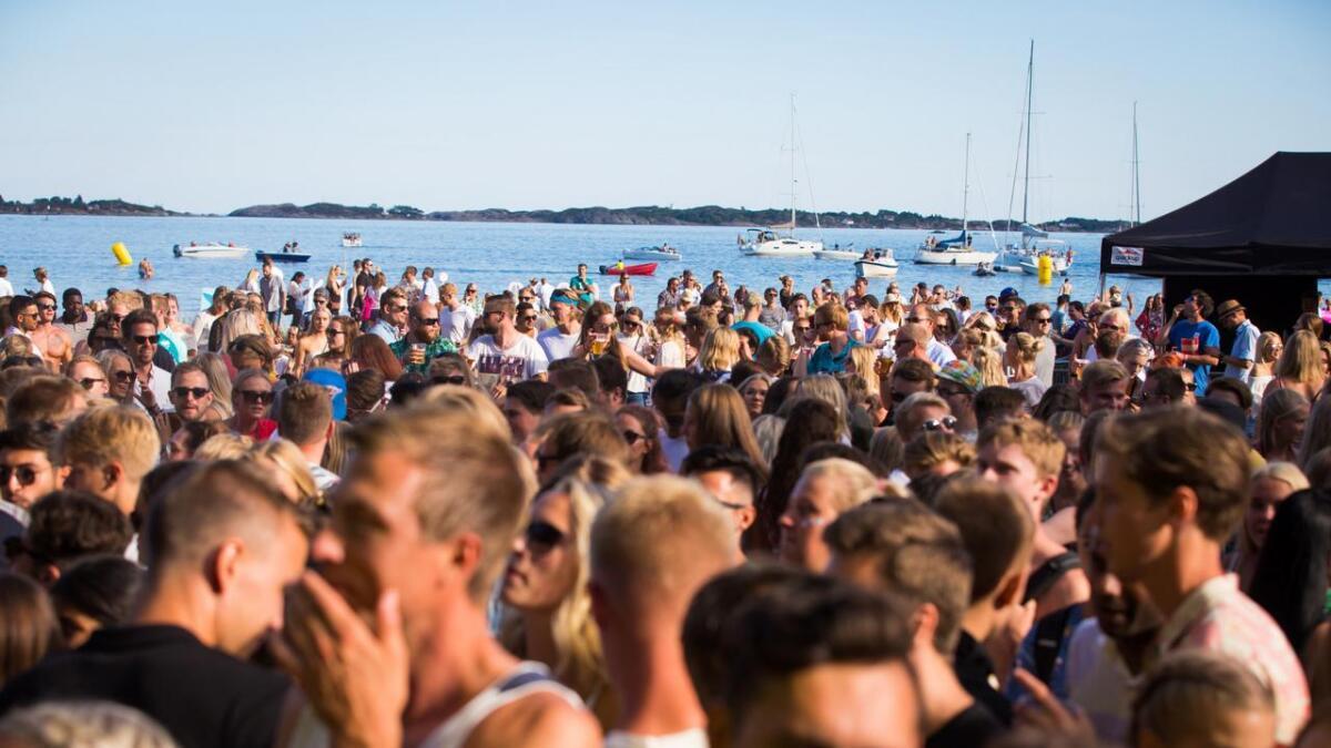 Skral Festival i 2018.