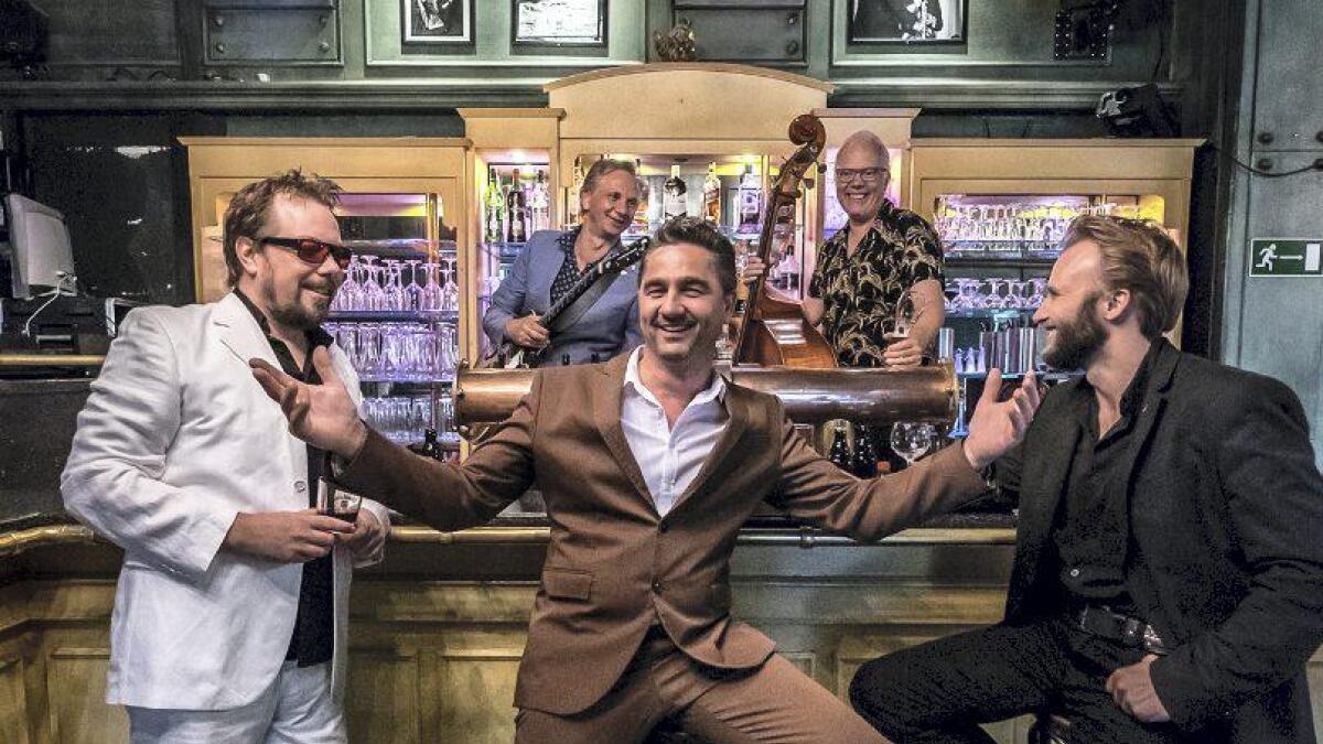BB & The Blues Shacks besøker Årnes og jubilerer sammen med Nes Blues Club lørdag.
