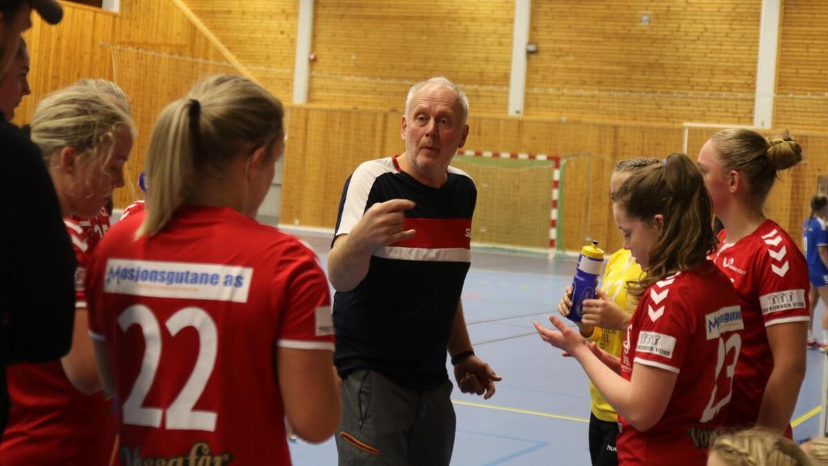 Eirik Blindheim er godt nøgd med kampen mot OS 2. Men dagen etter var laget tilbake til gamle synder.