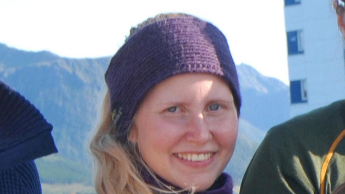 Camilla Johnsen.