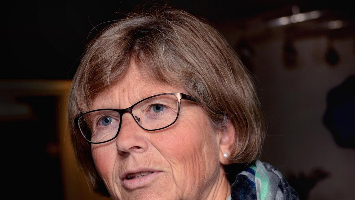 Anne Sofie Syvertsen, Fylkeslegen i Aust-Agder.