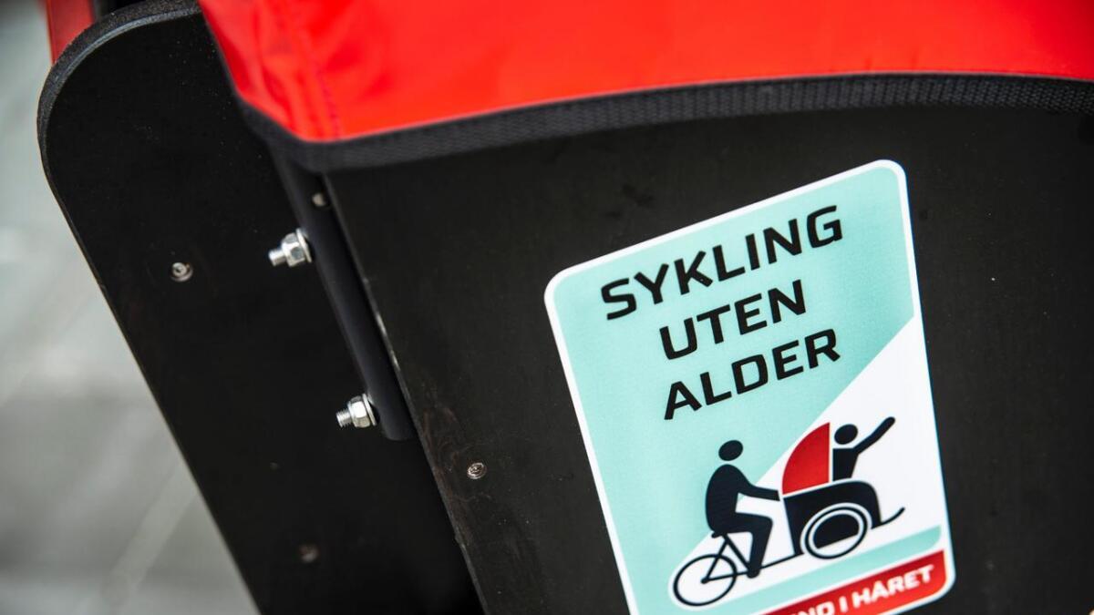 Konseptet kjem frå Danmark, der fleire tusen frivillige pilotar med rickshaw-syklar sørger for at eldre på pleieheimar kjem ut og får vind i håret.