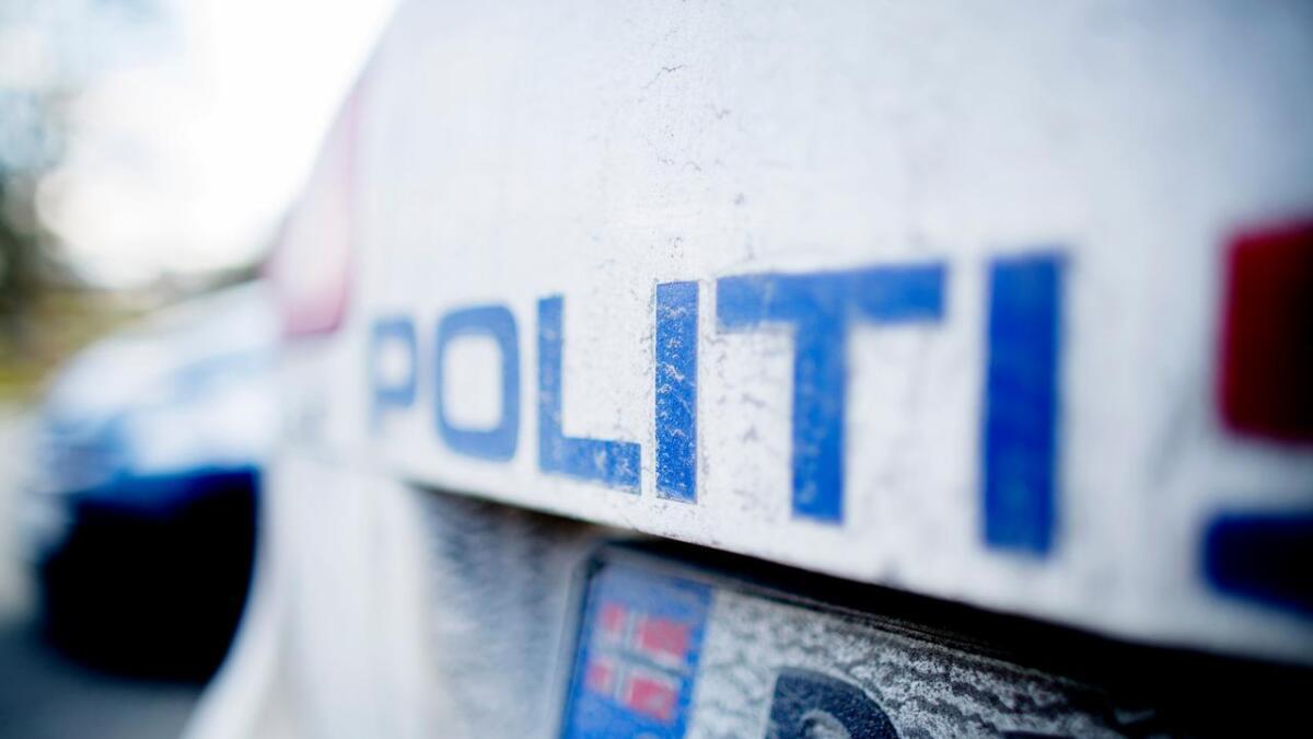 Tysdag kveld melder politiet om ei bilulukke på Litlabø.