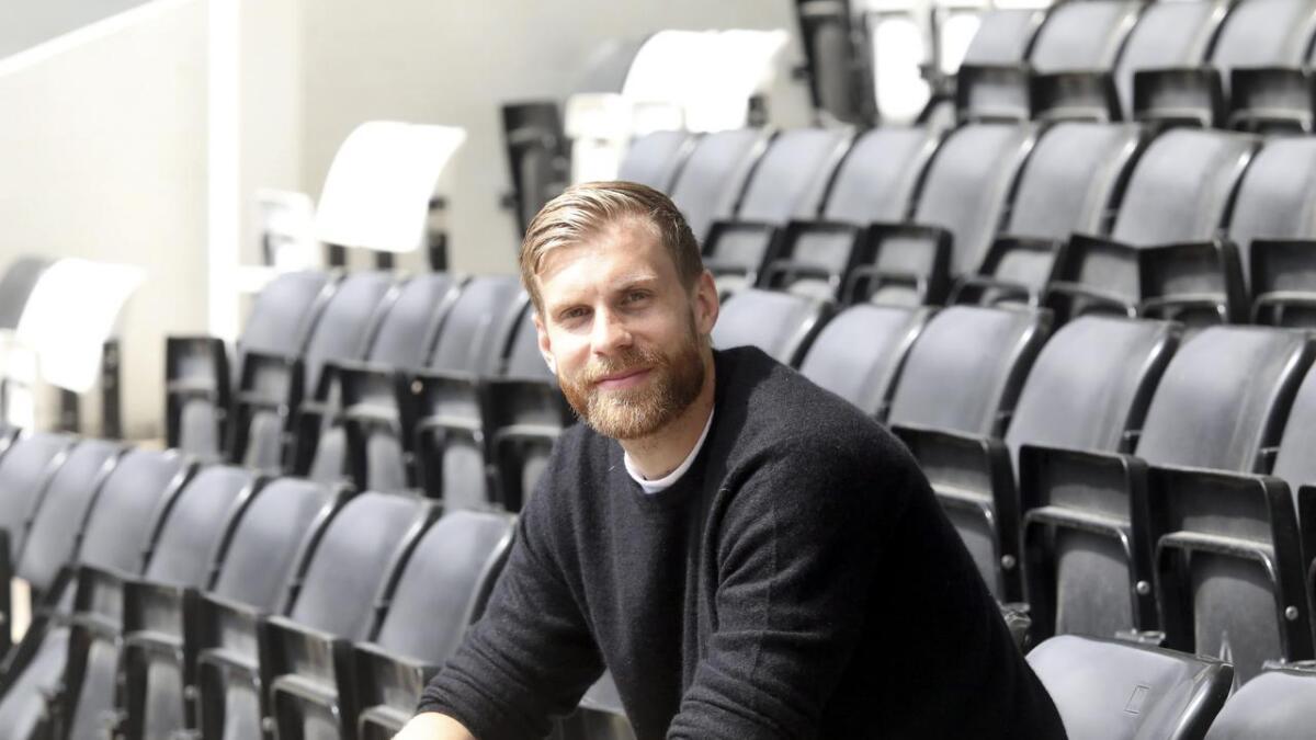 Niklas Gunnarsson returnerer til eliteserien.