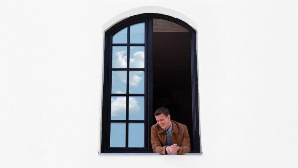 «I Know a Home» er Bjørn Olav Hartvigsens debutalbum og kommer ut 18. oktober.