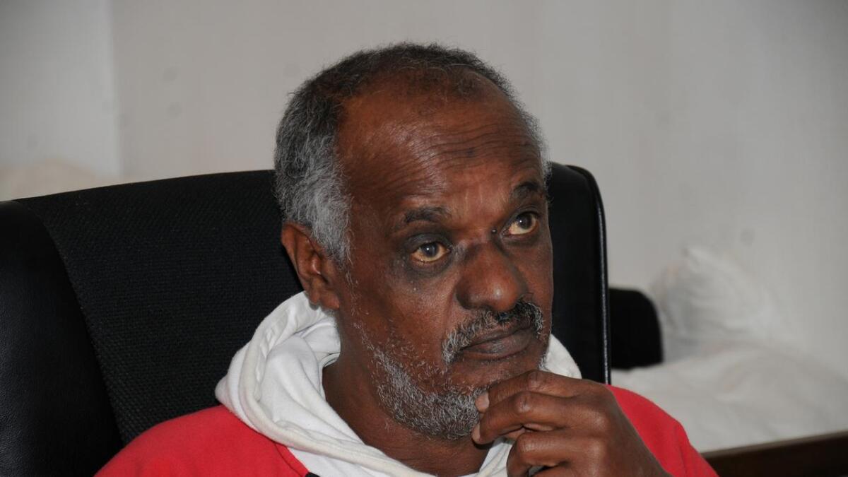 Yemane Teferi (58) enda sine dagar på Bømlo etter 25 år som asylsøkjar.