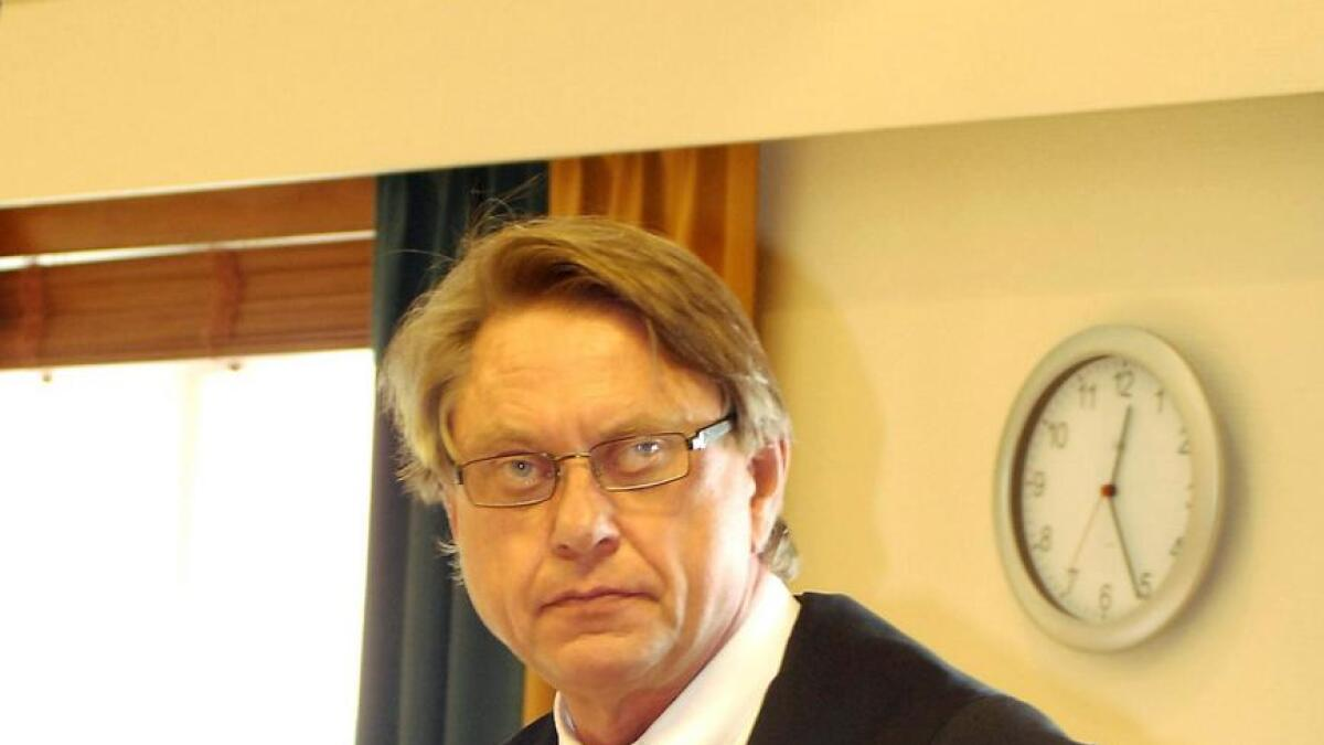 Advokat Ole A. Rasmussen forteller at kvinnen synes det er tungt at tiltalte ikke ble dømt, selv om hun ble trodd.