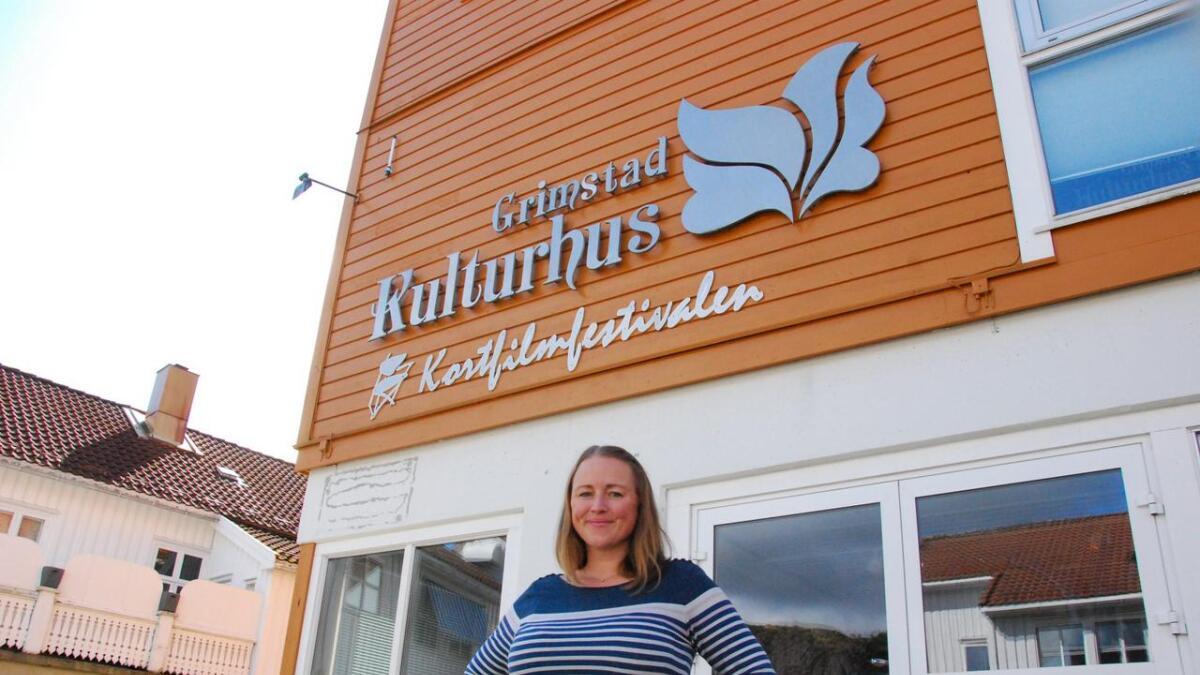 Kristin Nygaard-Dommett gleder seg til «Den store kulturhusdagen» 7. september.