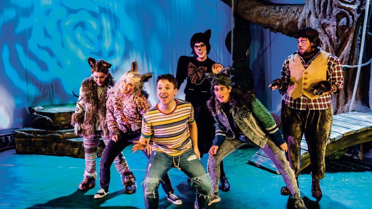 Riksteateret kjem med «Jungelboken» til kulturhuset fredag, og kallar forestillinga «ein magisk og frodig jungel for heile familien».
