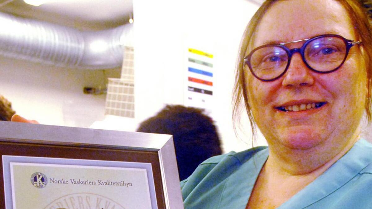 – Klart det er stas med diplom, synes Lill-June Berg.