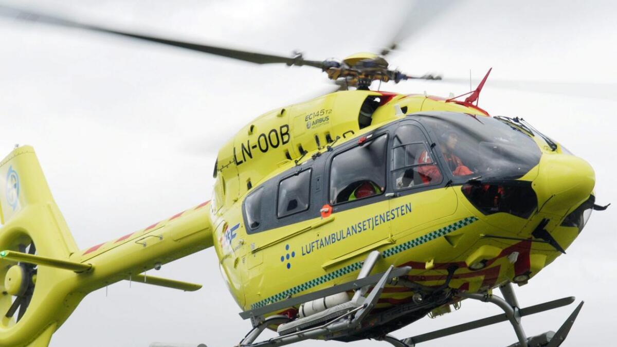 Debatten om lokalisering av ambulansehelikoptrene har blusset opp den seneste tiden.