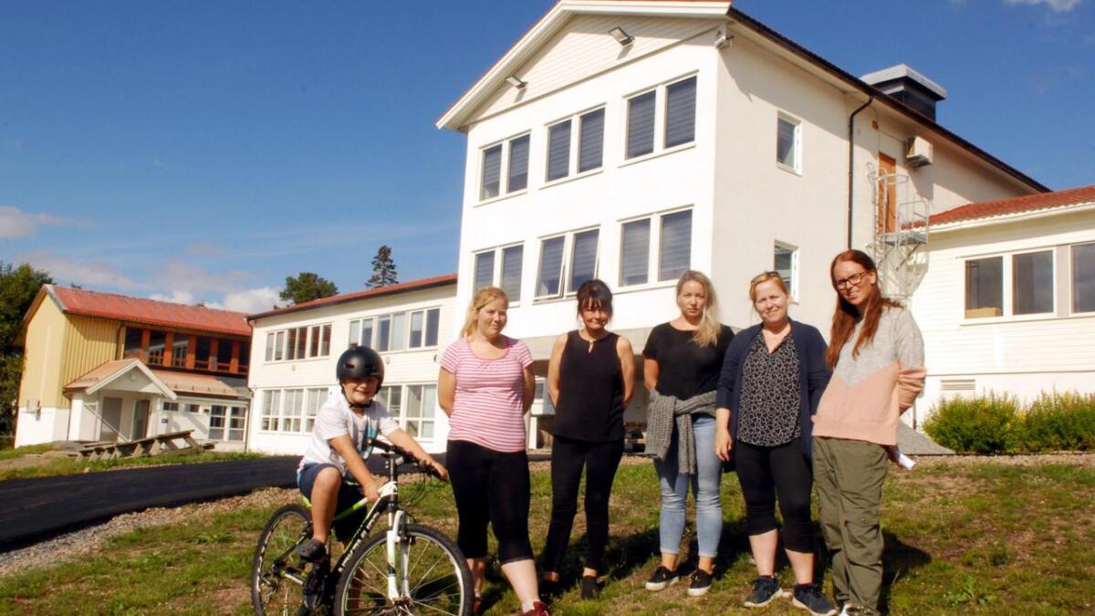 Framtida for bygdeskolene i Sortland var valgkampens viktigste sak.