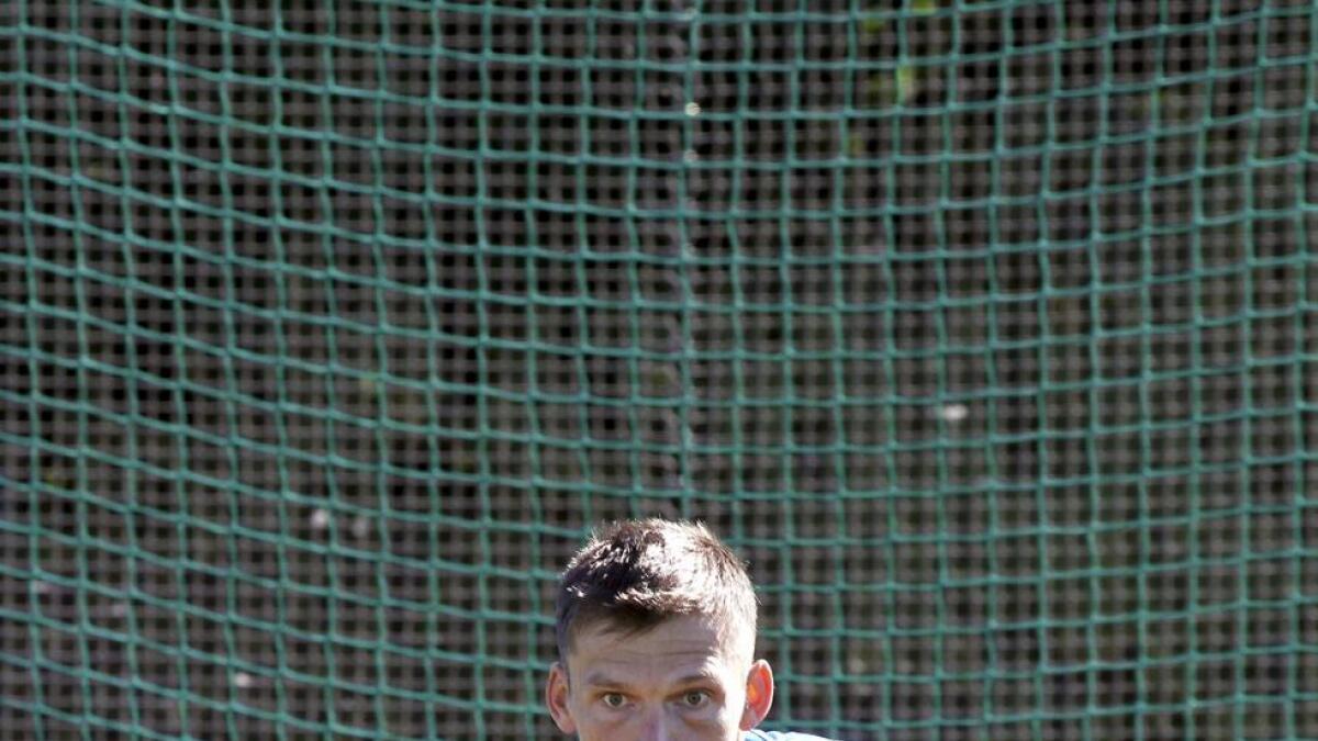 Rune Almenning Jarstein leverte en solid sesongdebut i Bundesliga mot Bayern fredag.