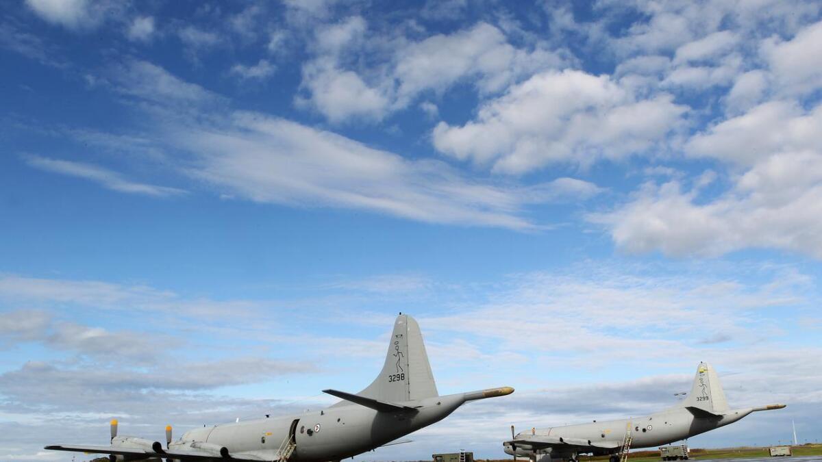 Tre amerikanske P-8A patruljefly er for tiden på Andøya. – Det skyldes at vi nå ser en uvanlig høy russisk aktivitet i våre nærområder, opplyser Forsvarets operative hovedkvarter (FOH) til Bladet Vesterålen.