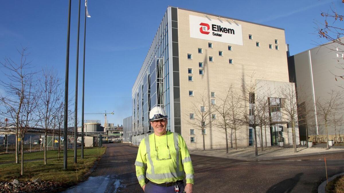 Per-Kåre Breiland er tilbake i solcelleindustrien etter at han mistet jobben hos RHI.