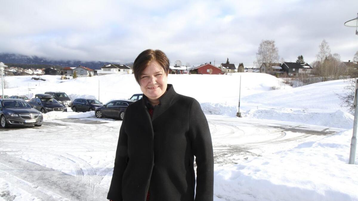 Kristin Digranes Bøen i Bø KrF seier at ho forstår at det blir stilt spørsmål rundt fritaket.