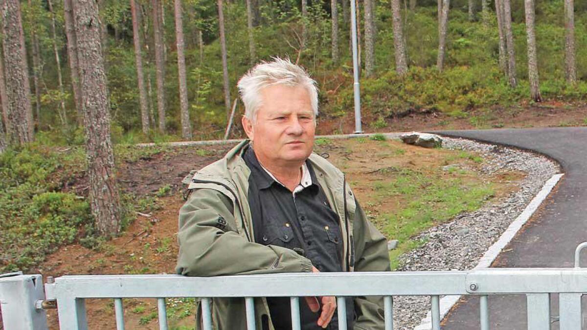 Olav Morten Heggland har sagt opp stillinga som sakshandsamar for plan- og bygningsrådet i Evje og Hornnes.
