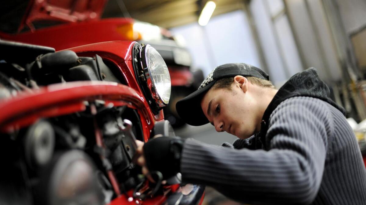 Lærlingeordningen er derfor en lønnsom investering, skriver Nikolai Boye.