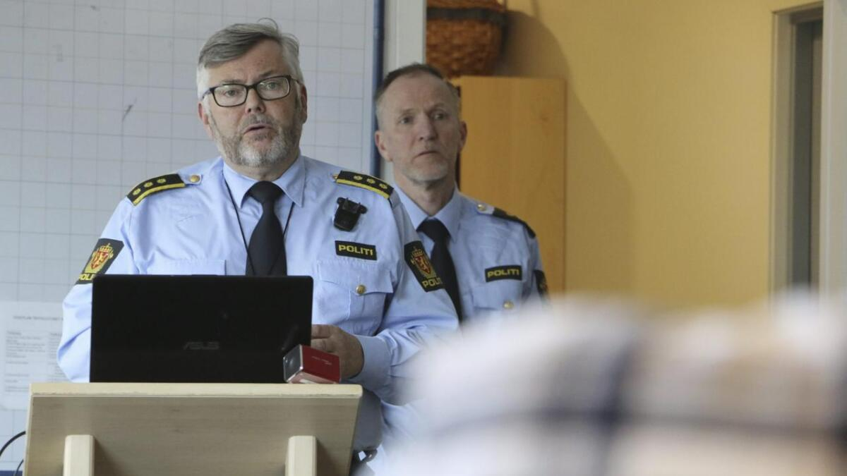 Frå 1. november kan du ikkje lenger få pass ved Fusa lensmannskontor, fortel Terje Sperrevik, lensmann i Kvam, Samnanger, Fusa og Tysnes.