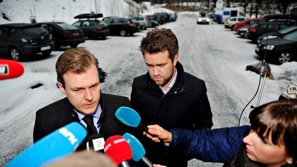 Breivik tiltalt for terror