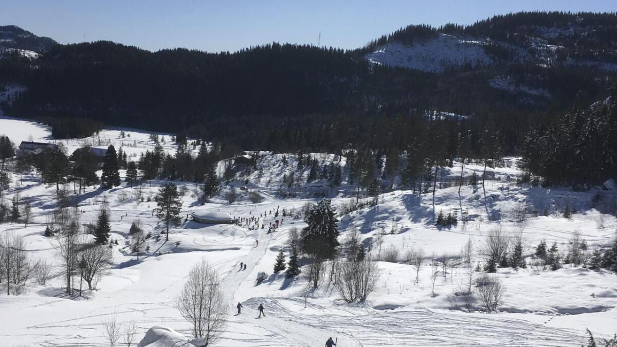 Elevane får lære om skihistoria der alt starta.