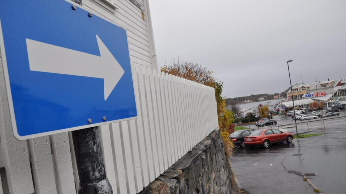 Jørgen Bangs gate er enveis kjørt. Det mener Øystein Møretrø det er på høy tid å gjøre noe med.