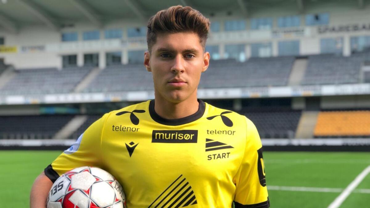 Eman Markovic kommer hjem til Sørlandet. U20-landslagsspilleren har signert en 4,5 årskontrakt med Start.