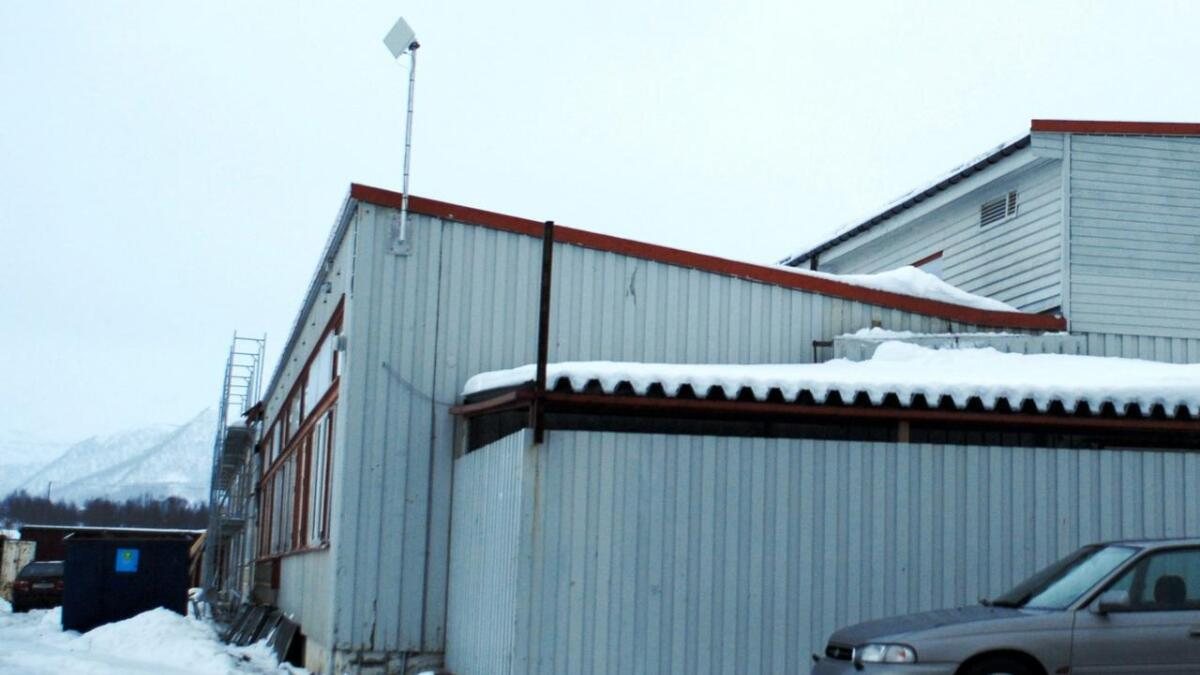 Holmstad skole.