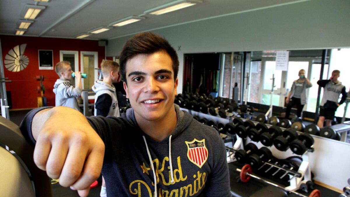 Ali og kompisene på Actic ønsker seg flere som kan bygge et miljø for unge styrkeløftere i Porsgrunn.