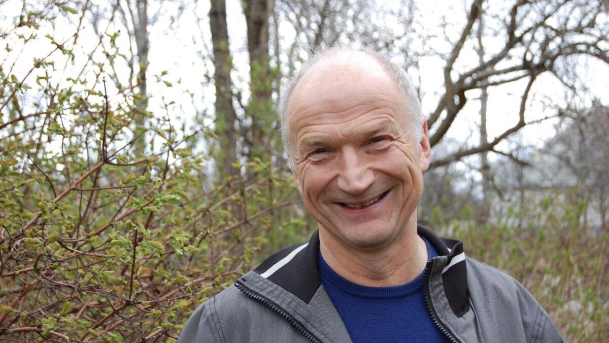 Ordfører Karl-Erling Nordlund (Sp).