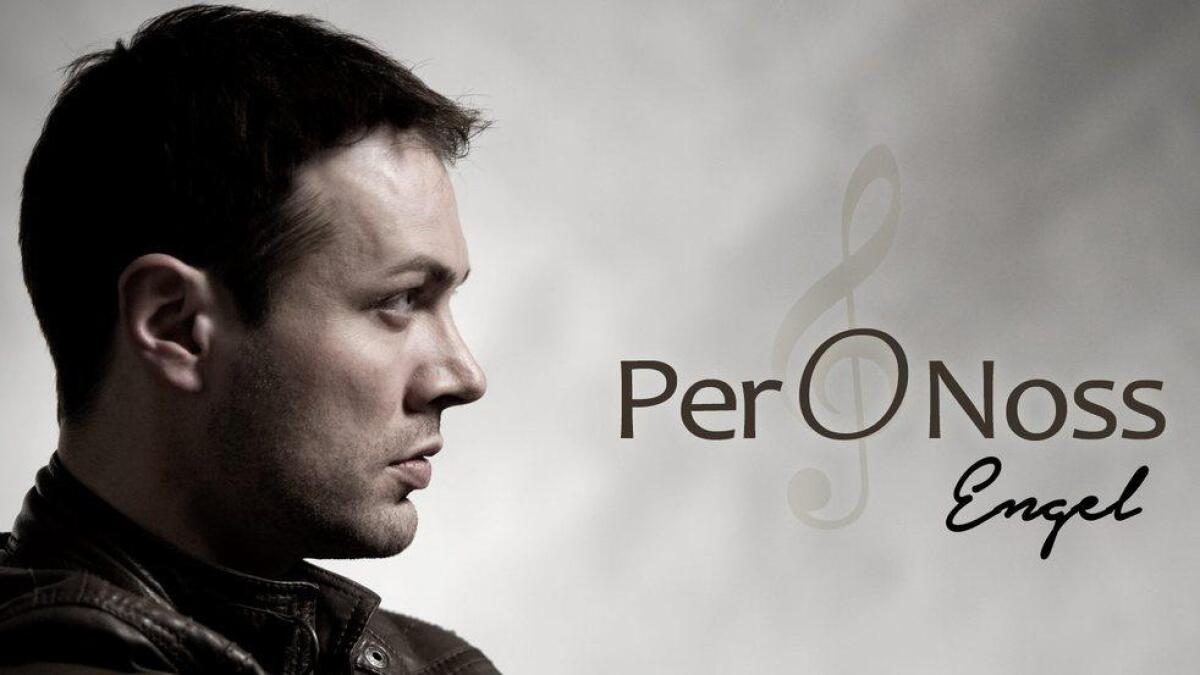 «Engel» er første singel frå plate nummer to som Per O. Noss gir ut. Albumet kjem 14. august.