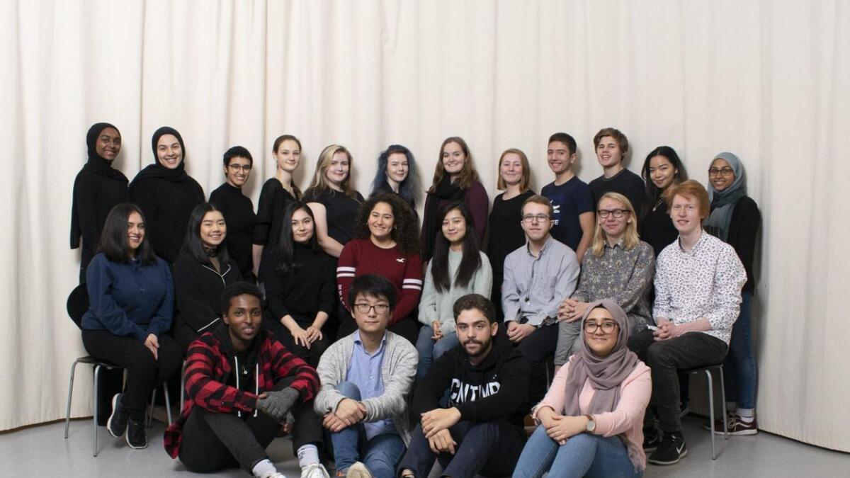 Her er de som gikk ut med diplom i mai fra Porsgrunn videregående skole.