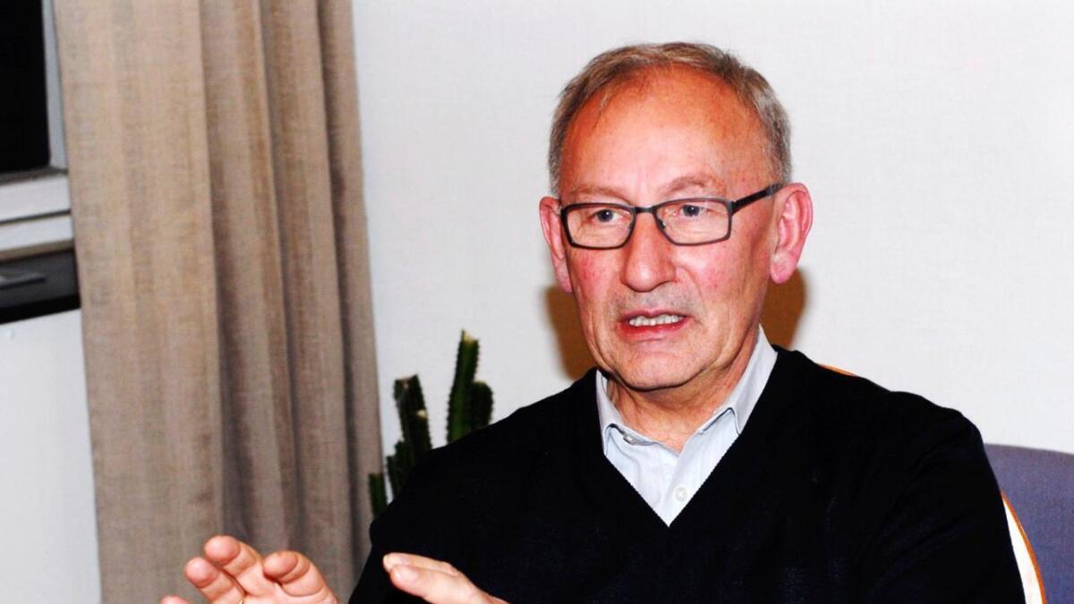 Ordfører i Atle Andersen (Ap) (Arkiv