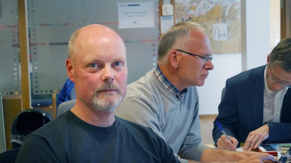 Einar Krafft Myhren (SV) og Atle Svendal (Ap) bor i bydelen med flest bystyrepolitikeren, nemlig Hisøy.