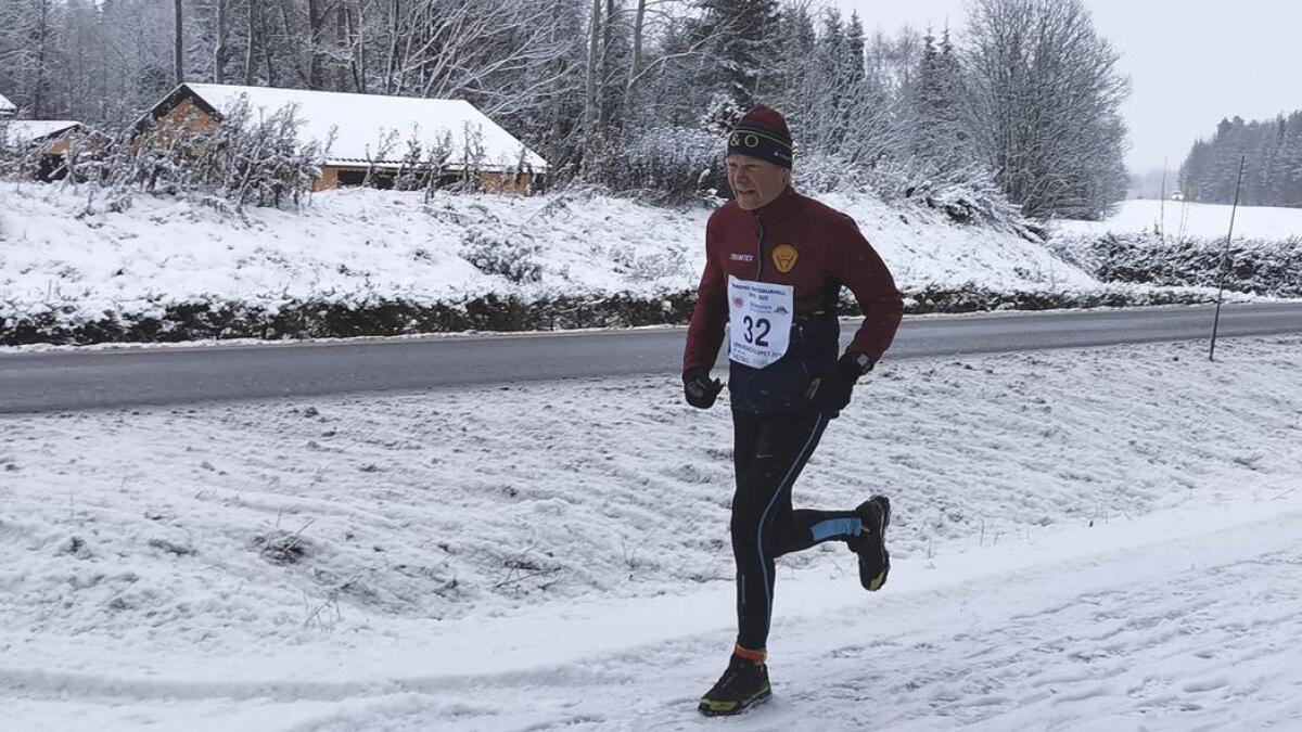 Rune Holmen, H&O, vant klasse 45-49 år.