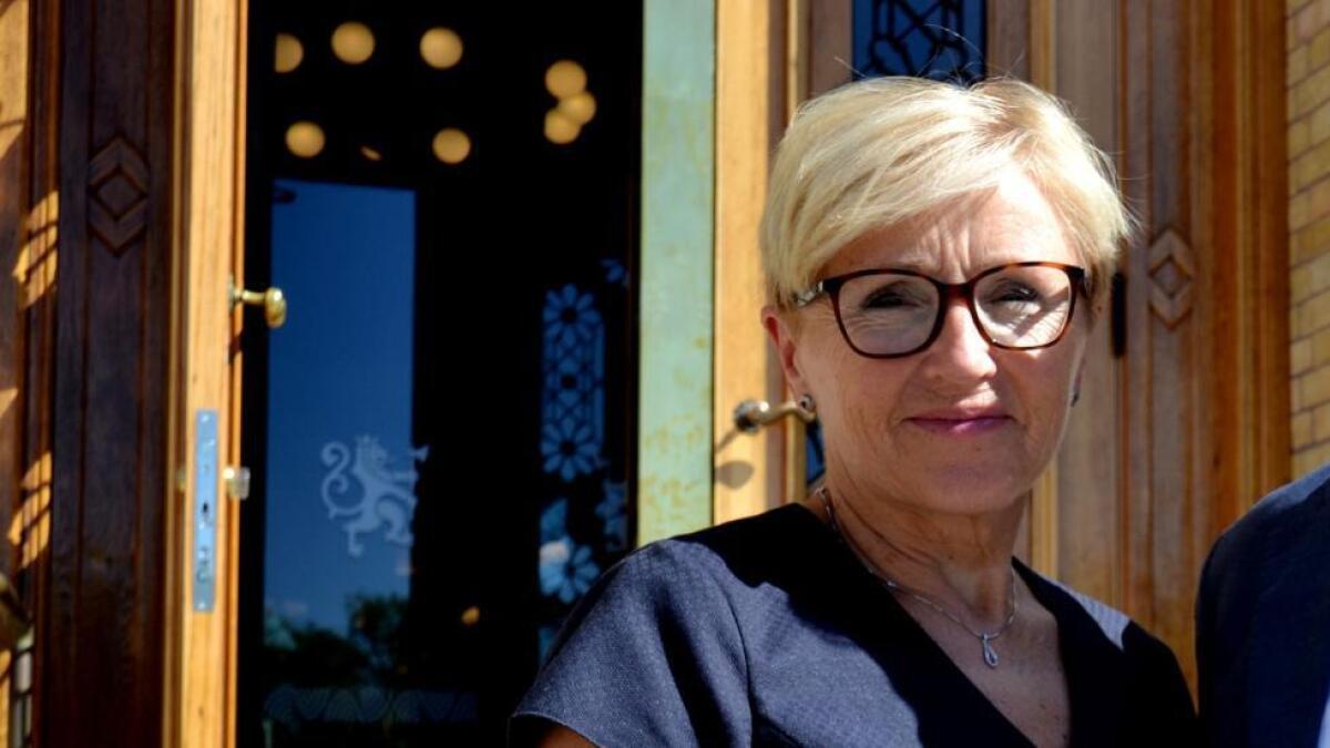 Liv Signe Navarsete er forsvarspolitisk talskvinne i Senterpartiet.