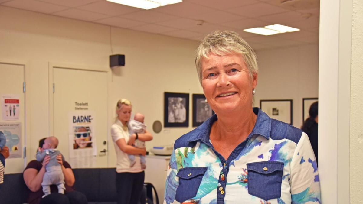 Marit Omdal har fulgt mange mennesker i Vennesla helt fra de ble født. Nå ser hun fram til pensjonisttilværelsen.
