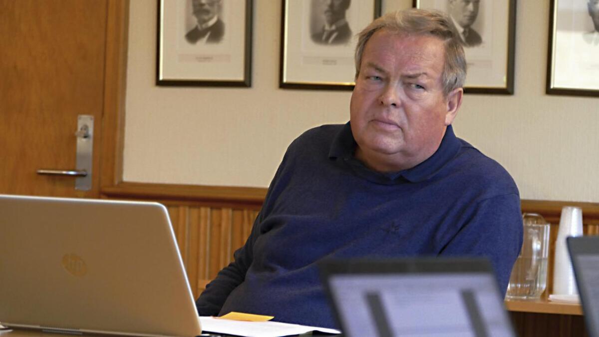 Bjørn Roald.