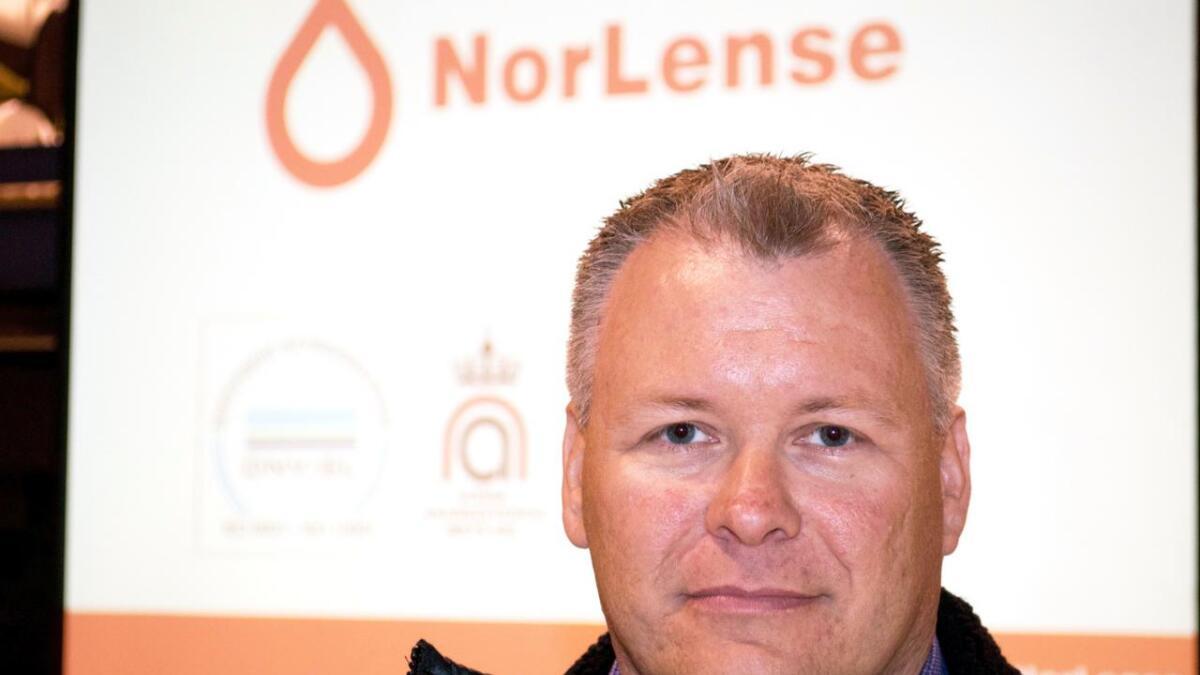Nok å gjøre hos Norlense nå, ifølge daglig leder Geir Magne Sørensen.