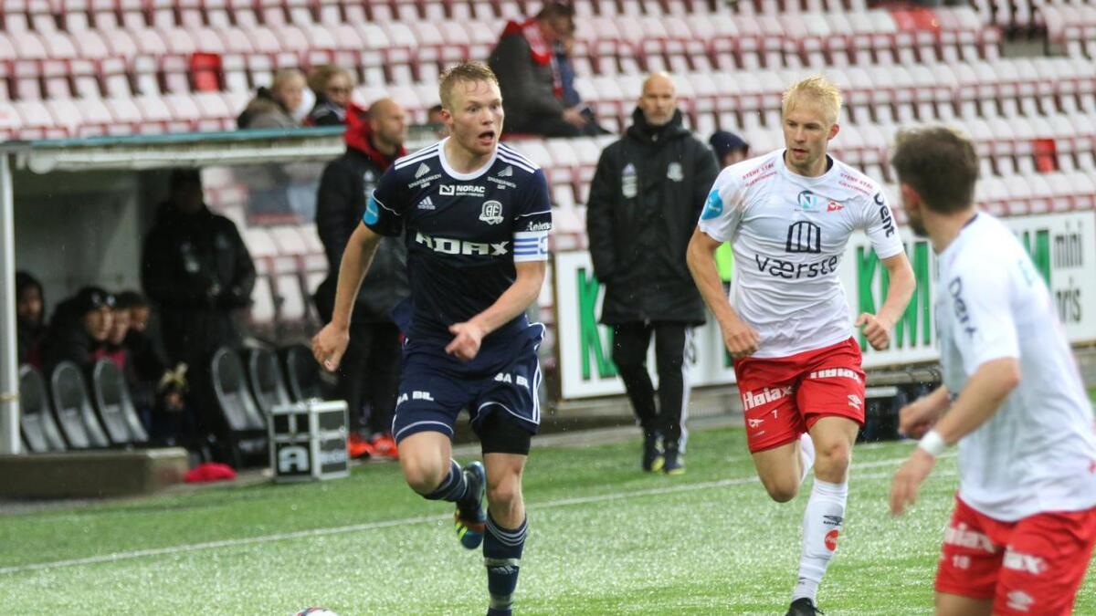 Arendal Fotball fikk det tøft mot Fredrikstad. Til slutt endte det 5-3 til hjemmelaget.