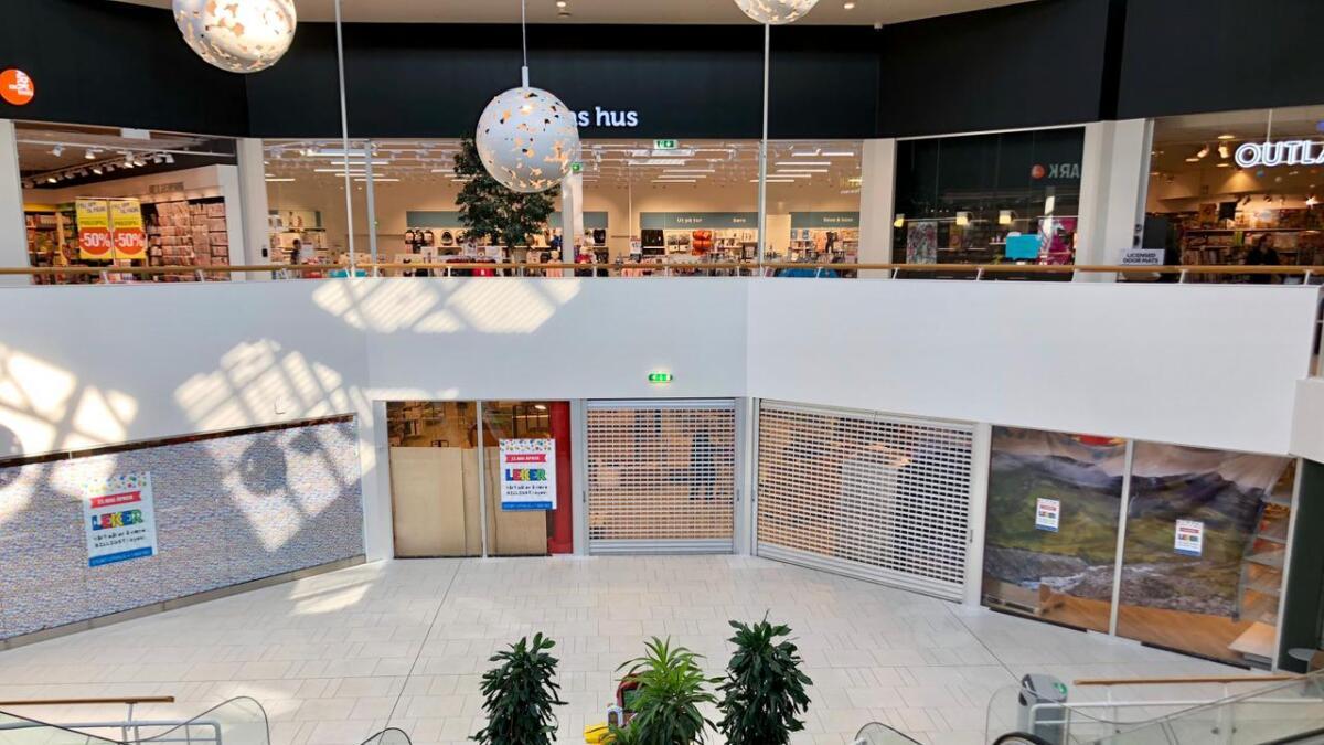 Grimstad-firmaet Skalleberg AS satser stort på Sørlandssenteret. Butikken åpner 23. mai.
