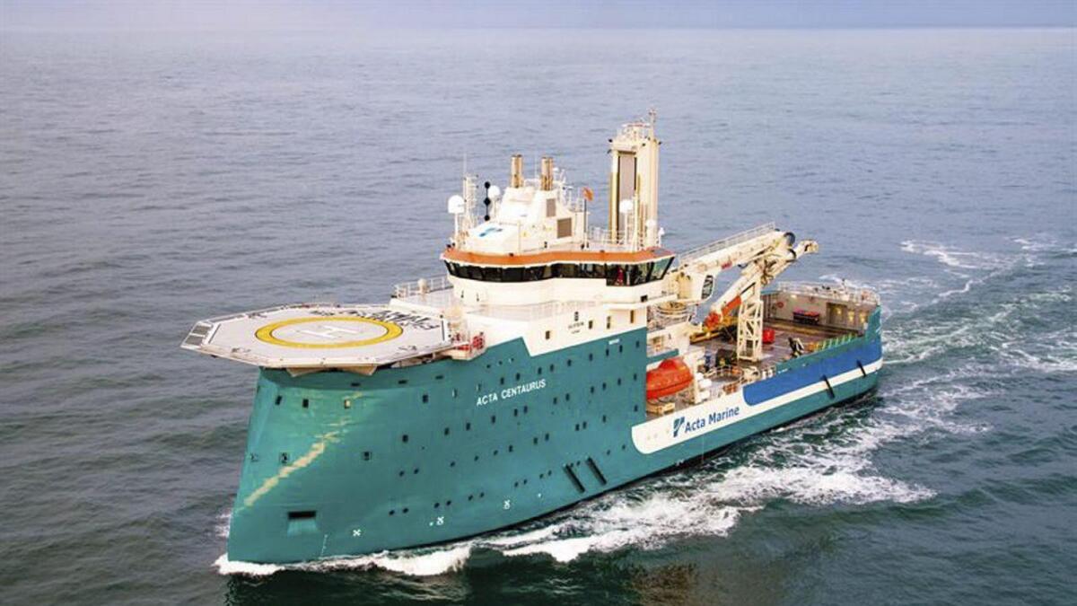 Skipet som vil få hybridsystem frå Wärtsilä om bord i løpet av fjerde kvartal i år.