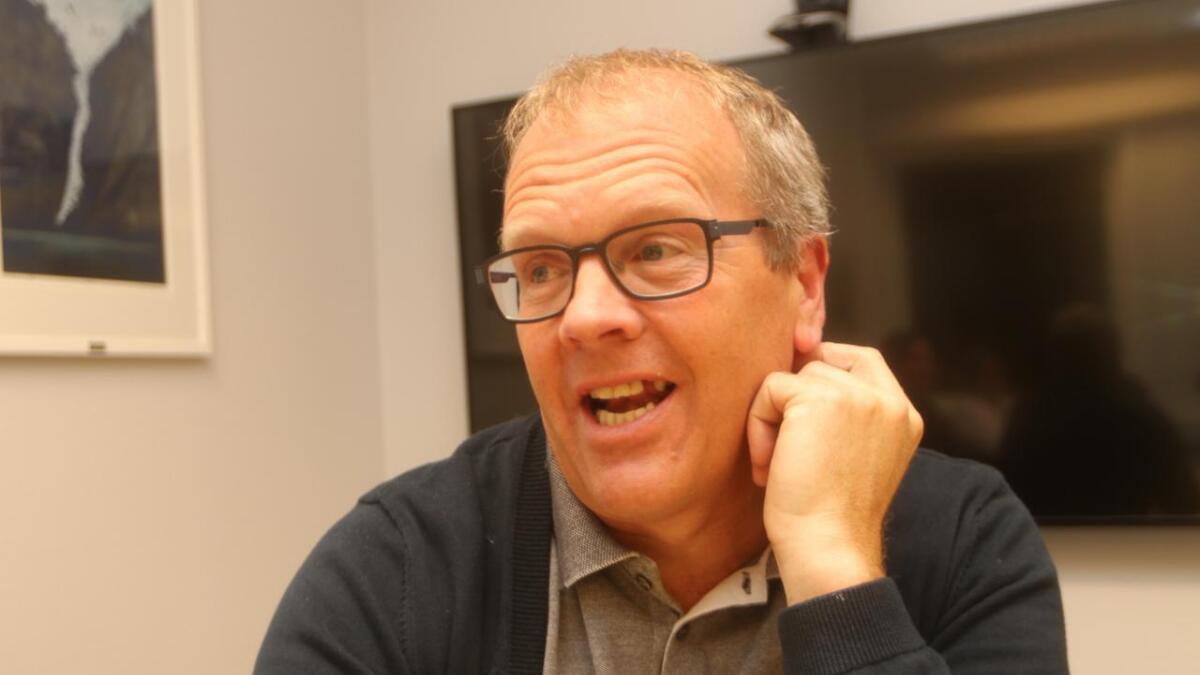 Sigbjørn Hauge (Voss Sp).