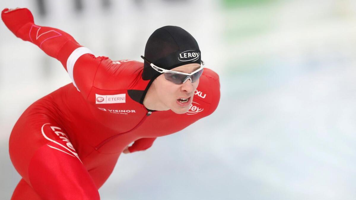 Til tross for en litt trøblete sensommer hvor han trente med lungebetennelse i lengre tid, sikter Simen Spieler Nilsen på medalje under OL i Pyeonchang om fire måneder.