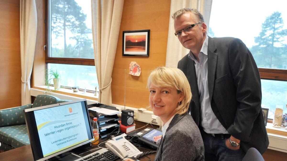 organisasjonssjef Heidi Engestøl og rådmann Svein Skisland mener i sitt leserinnlegg at fakta omkring sykepleierlønninger er blitt feilaktig fremstilt.