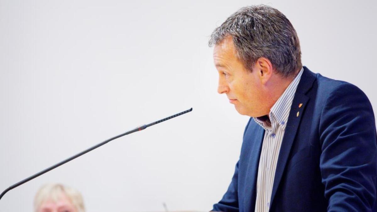 Sigbjørn Framnes, 2.kandidat i fylkestingsvalet for Vestland Frp.